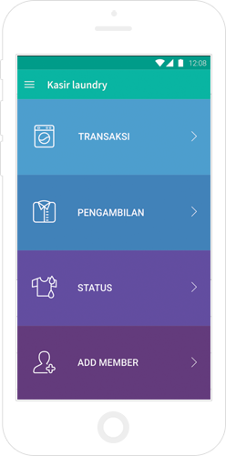 Londrypos Aplikasi Laundy Mudah Dan Praktis